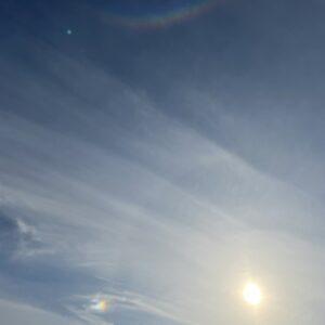 虹色現象 レア度でいえば